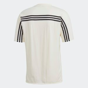 New ADIDAS Crew Neck Tee Lot of 2 BLACK + WHITE M